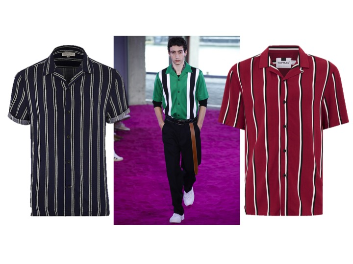 Bowling Shirts for Men | Spring 2018 Menswear Trends