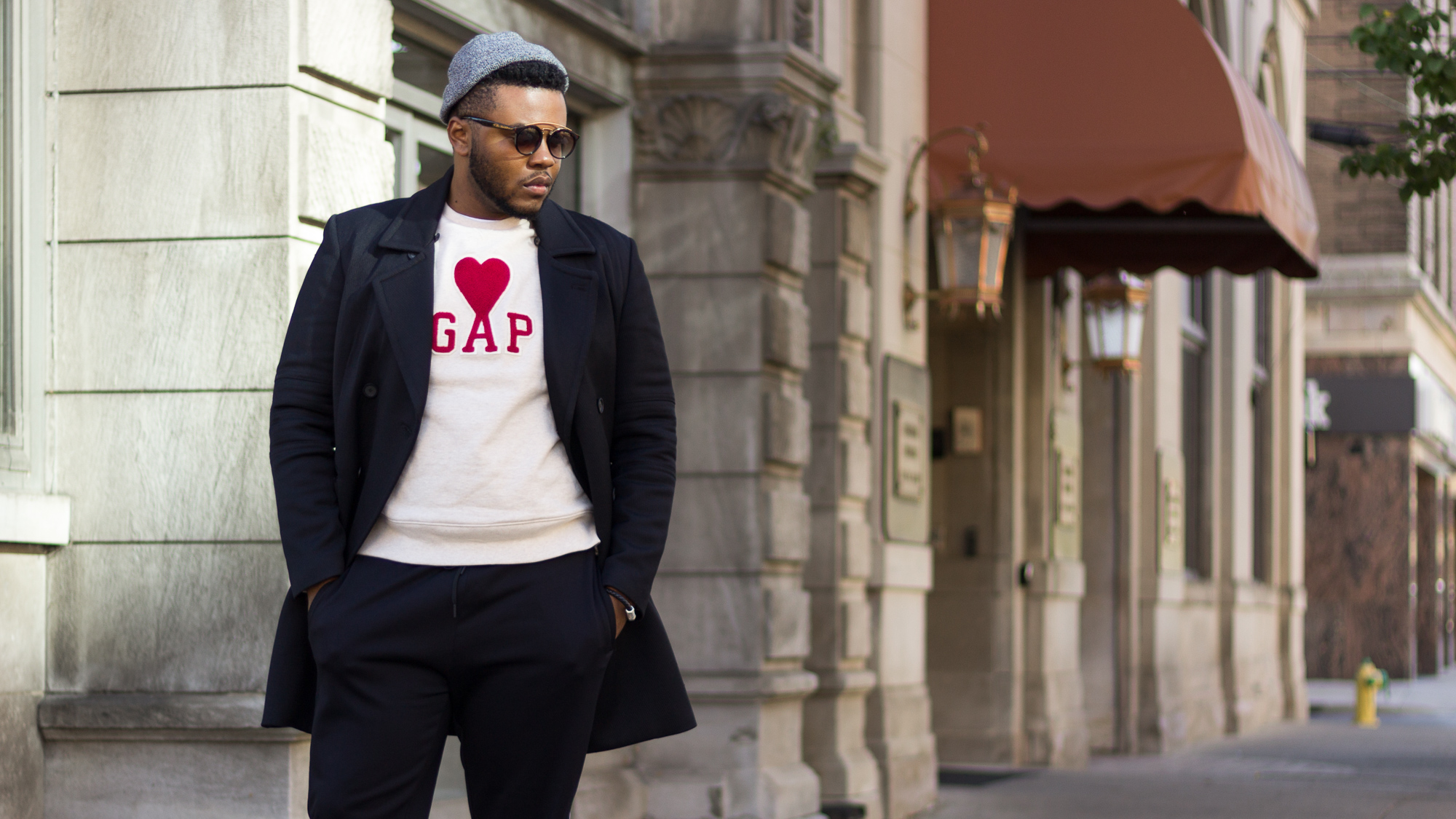 GQ x Gap 2017 Collaboration: Parisian Vibes with AMI
