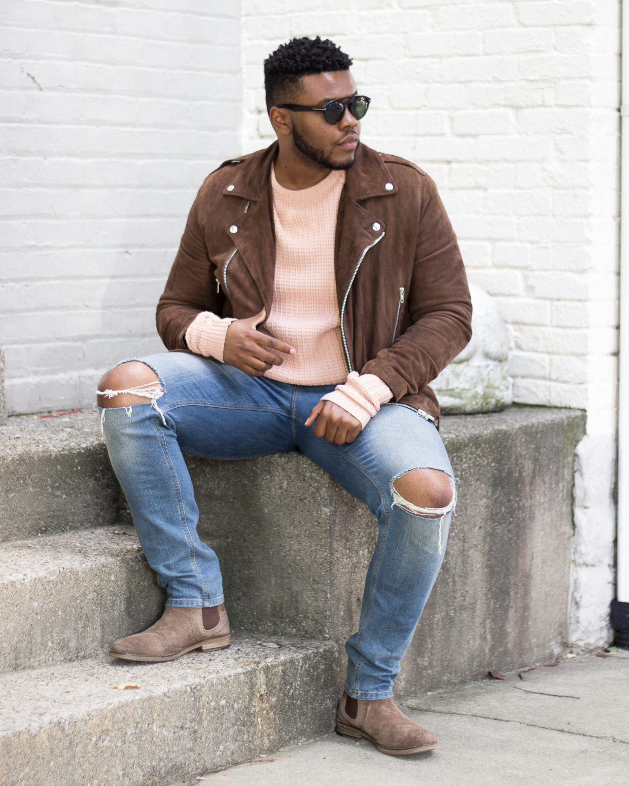 How to Wear Pink This Fall